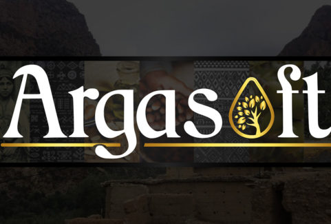 Arga Soft Logo Design